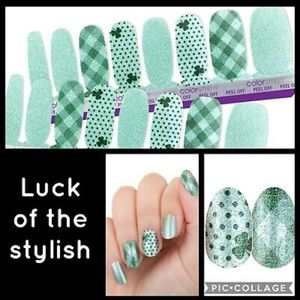 Color Street - Luck of the Stylish